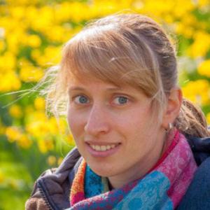 Porträt von Andrea Gößlinghoff