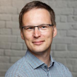 Porträt von Matthias Geenen